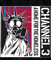 Channel 3 - A Home For The Homeless, LP/12