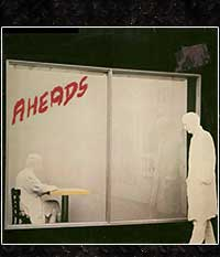 AHEADS - s/t, LP + DVD