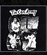 TIN CAN ARMY - s/t, LP/12