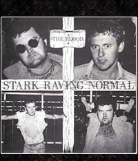 BLOOD, THE - Stark Raving Normal, EP/7