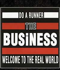 BUSINESS, THE - Do A Runner/Welcome To The Real World, EP/7