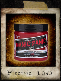 Manic Panic - Electric Lava 118ml