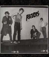 RAZORS - Christ child, EP/7
