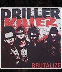 Driller Killer - Brutalize, LP/12