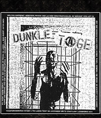 Dunkle Tage - Discography, LP/12