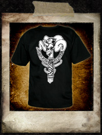 Instinct Of Survival - Ramshorn, T-Shirt