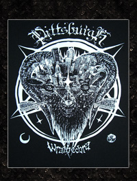 Wrathcobra/ Pittsburgh - Rückenaufnäher/ Backpatch
