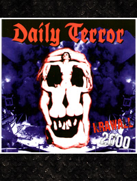 DAILY TERROR - Krawall 2000  CD