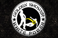 Golden Showe White Power