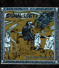 Signal Lost - Prosthetic Screams  LP/12