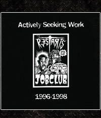 Restarts, The - Actively Seeking Work  LP/12