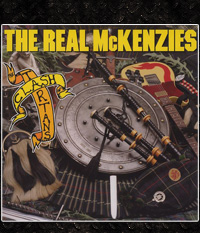 The Real Mc Kenzies - Clash Of The Tartans  CD