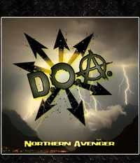D.O.A. - Northern Avenger  CD