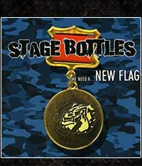 Stage Bottles – New Flag, CD