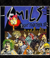 Emils - Fight Together For... CD