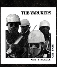 Varukers, The - One Struggle One Fight  LP/12