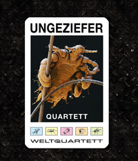 Ungeziefer - Quartett