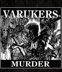 Varukers, The - Murder  LP/12