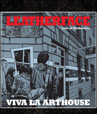 Leatherface - Viva La Arthouse  CD