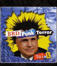 BRD Punk Terror - Vol.1  V/A CD
