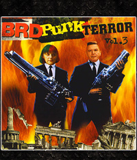 BRD Punk Terror - Vol.3   V/A CD