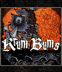 Krum Bums - As The Tide Turns  CD