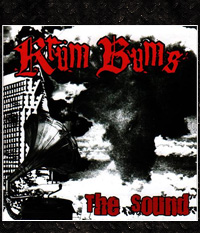 Krum Bums - The Sounds  CD