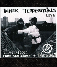 Inner Terrestrials - Escape From New Cross/ Enter The Dragon CD