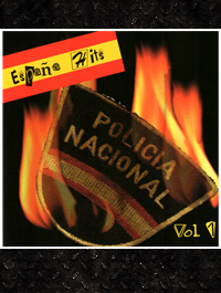 Espana Hits - Policia Nacional Vol. 1  CD