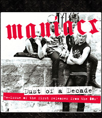 Maniacs - Dust Of A Decade  Do-LP/12