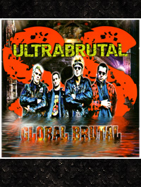 SS Ultrabrutal - Global Brutal, CD